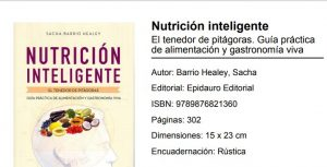 Descarga el libro Nutrición inteligente a un precio económico