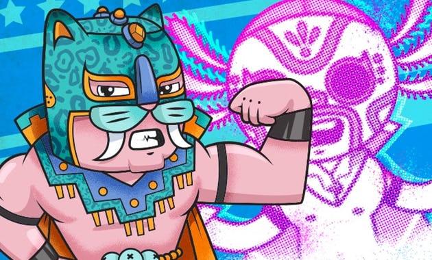 Creación de personajes del boceto al vector