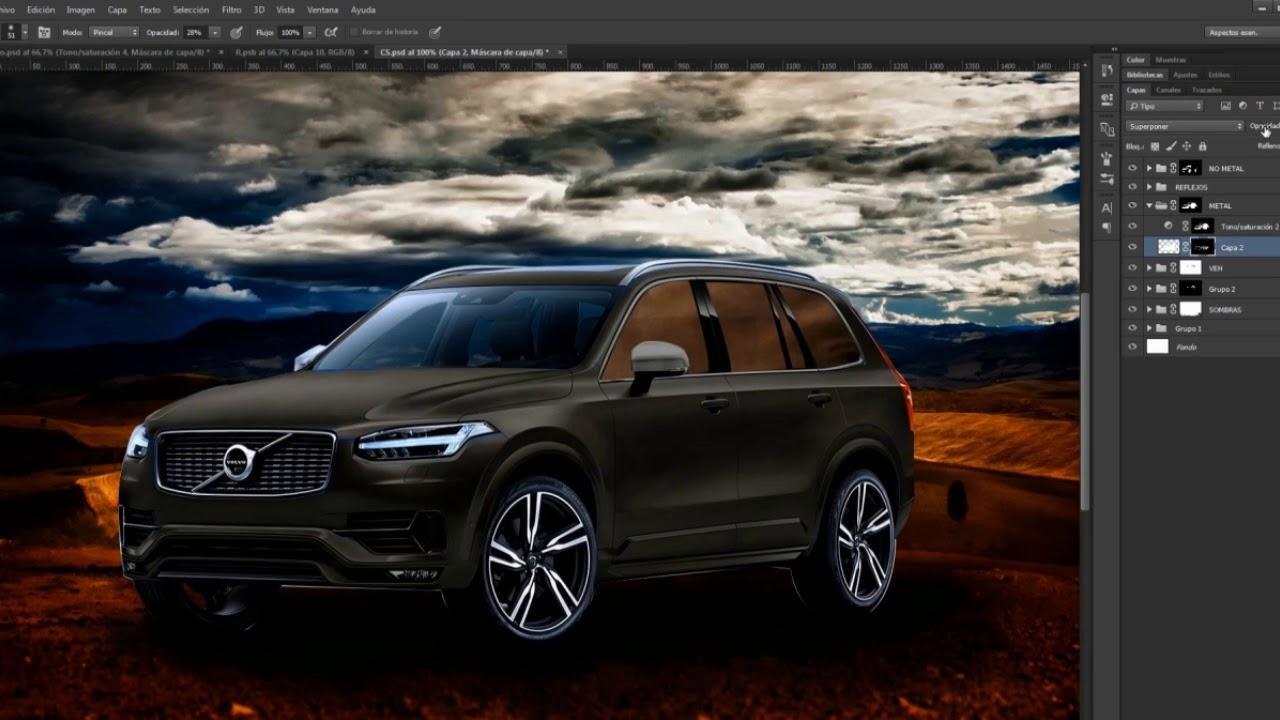 Curso de fotomontaje publicitario en Photoshop