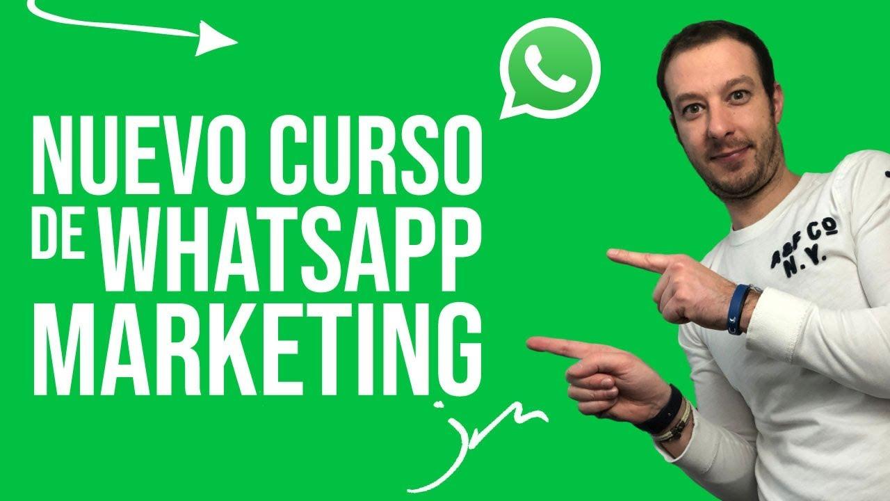 Curso de whatsapp marketing