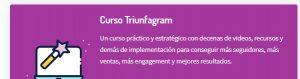 Descargar el curso de Triunfagram