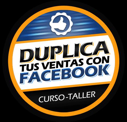 Duplica tus ventas en facebook