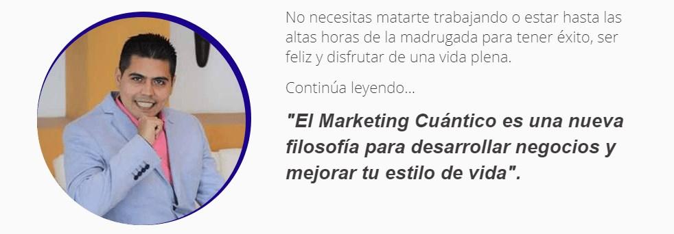 Marketing Cuántico – Pablo Delgadillo