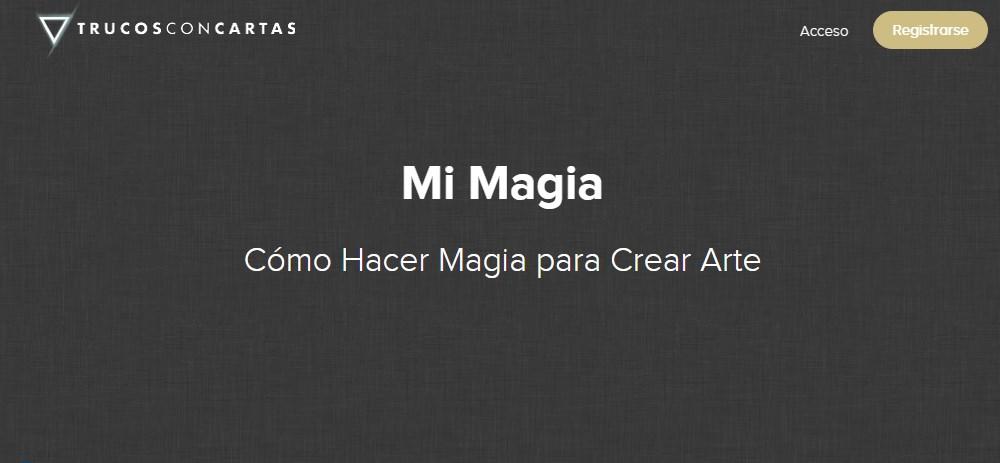 Mi Magia – Miquel Roman