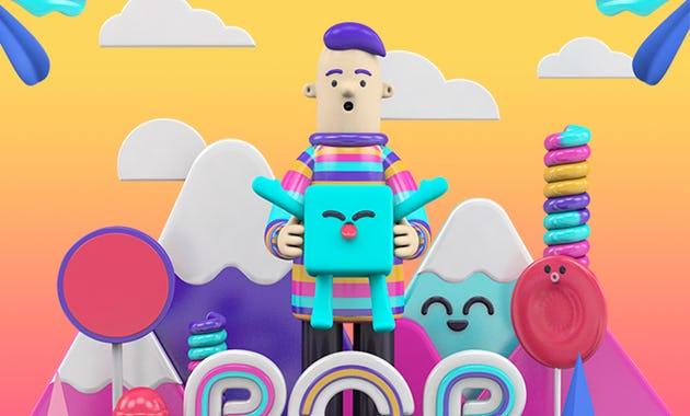 Micro-animaciones en cinema 4D