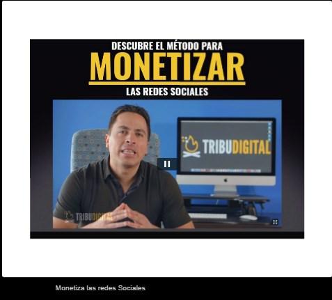 Monetiza las Redes Sociales - Alex Berezowsky