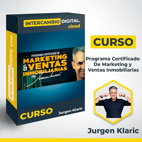 Programa Certificado de Marketing y Ventas Inmobiliarias - Jürgen Klaric