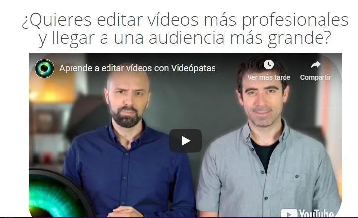 Videopatía