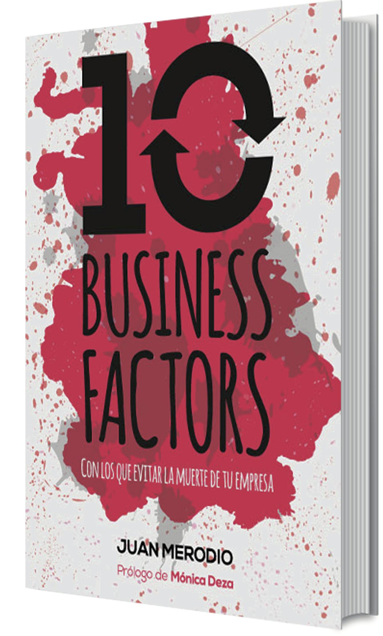 Libro Juan Merodio - 10 Business Factors