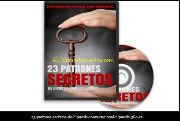 23 patrones secretos de hipnosis conversacional