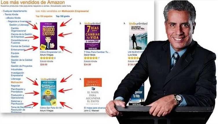 Cómo escribir un bestseller en un fin de semana – Arturo