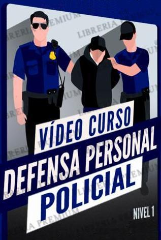 Curso de Defensa Personal Policial – Iñaki San Pedro