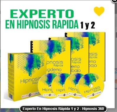 Experto en Hipnosis Rápida 1 y 2 – Nacho Muñoz