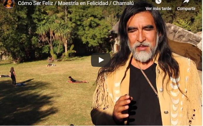 Maestría en Felicidad - Chamalú