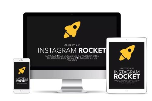 Masterclass Instagram Rocket