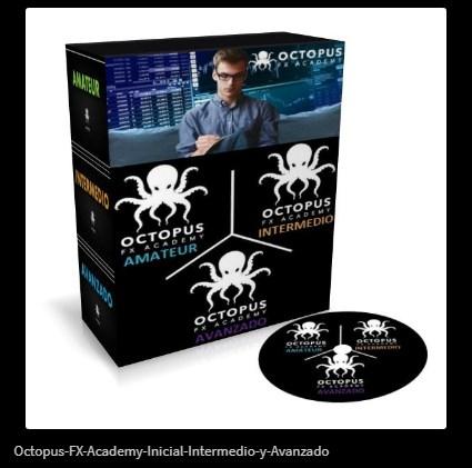 Octopus FX Academy – Inicial, Intermedio y Avanzado