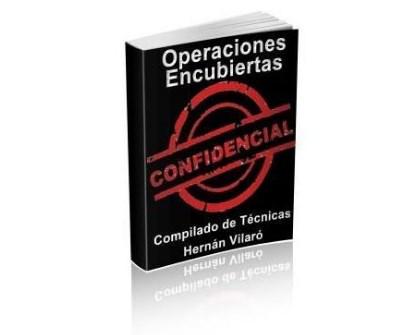 Operaciones encubiertas – Hernán Vilaró