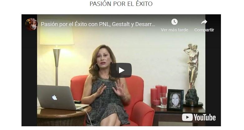 Pasión por el éxito – Ana Luz Velazco