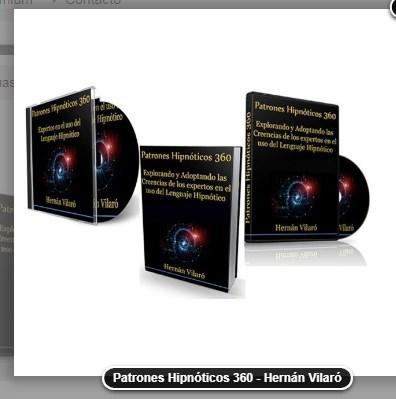Patrones Hipnóticos 360 – Hernán Vilaro