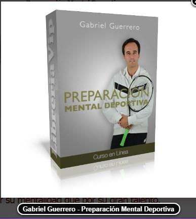 Preparación Mental deportiva – Gabriel Guerrero