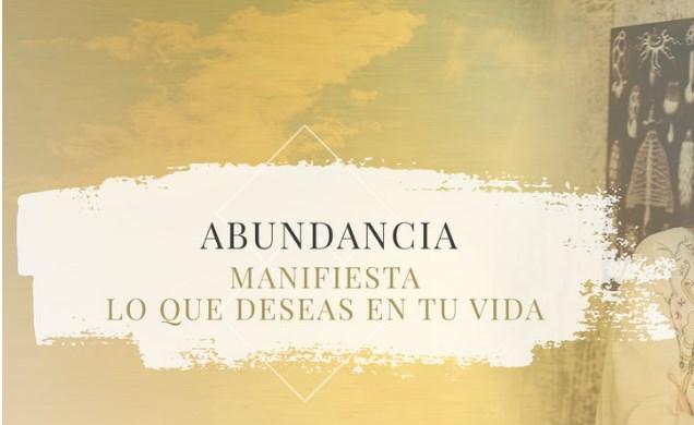 Abundancia – María José Falques