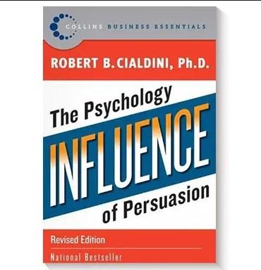 Influencia – Robert Cialdini