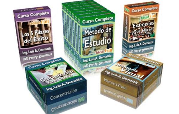 Método de Estudio – Luis Alberto Demaltia