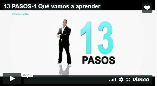 13 pasos para hablar en público
