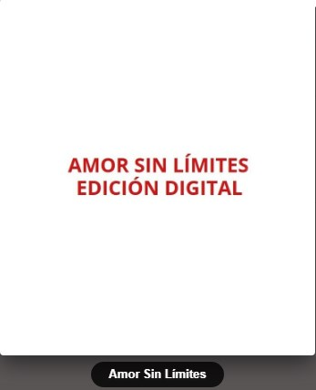 Amor sin límites – Tino Fernández