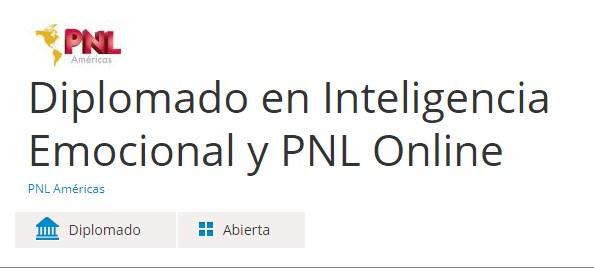 Diplomado en Inteligencia Emocional y PNL