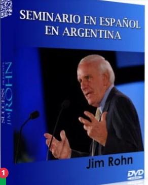Jim Rohn Seminario en Español