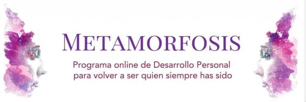 Metamorfosis Online: Programa de desarrollo personal