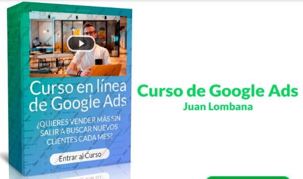 Curso en línea de Google Ads