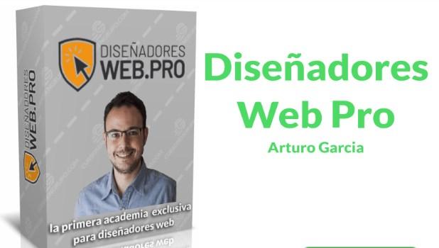 Diseñadores Web PRO – Arturo García