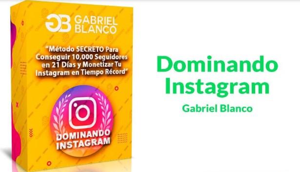 Dominado Instagram – Gabriel Blanco
