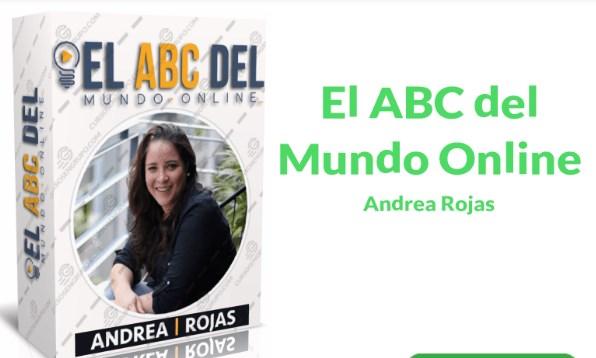 El ABC del mundo online – Andrea Rojas