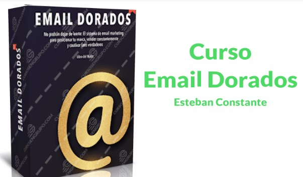Email Dorados – Esteban Constante