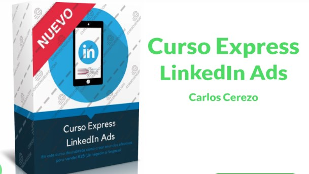 Express Linkednl Ads – Carlos Cerezo