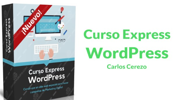 Express Wordpress – Carlos Cerezo