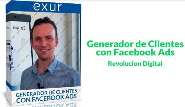 Generador de clientes con Facebook Ads