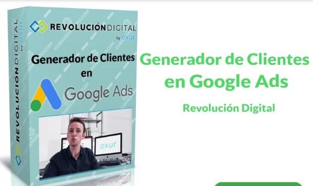 Generador de clientes con Google Ads