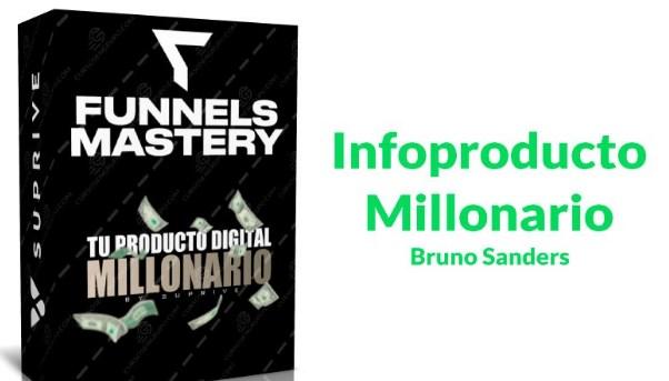 Infoproducto Millonario – Bruno Sanders