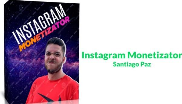 Instagram Monetizador – Santiago Paz