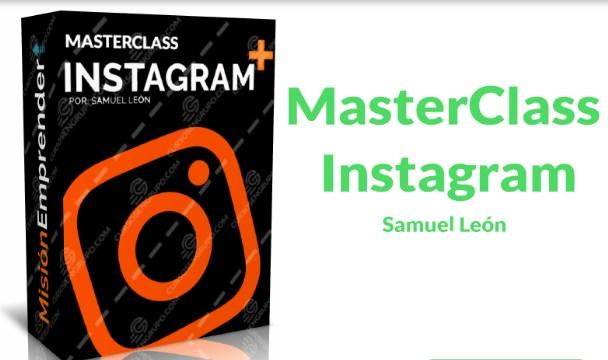 MasterClass Instagram – Samuel León