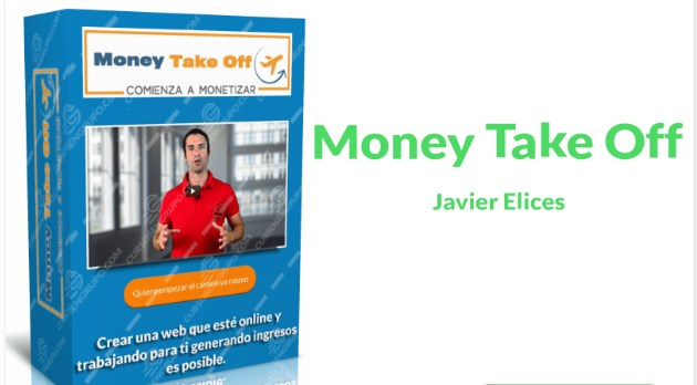 Money Take OFF – Javier Elices