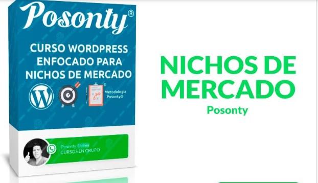 Nichos de Mercado - Posonty
