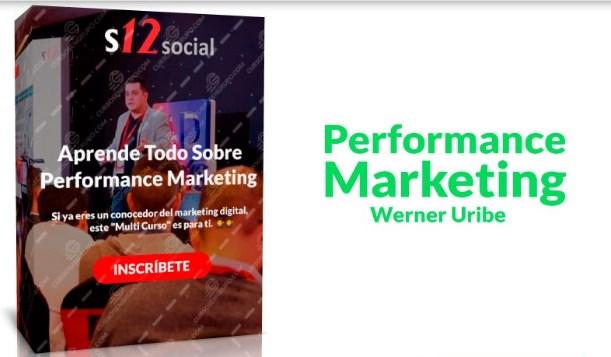 Performance Marketing – Werner Uribe