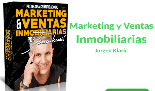 Programa Certificado de Marketing y Ventas Inmobiliarias – Jürgen Klaric