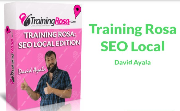 SEO LOCAL Training Rosa– David Ayala