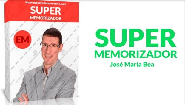 Super Memorizador – José María Bea